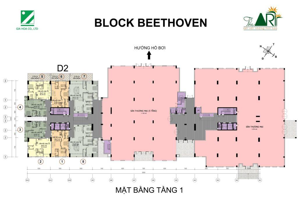 BLOCK A - MAT BANG TANG